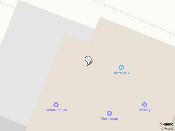 Авто Bus на карте Вологды