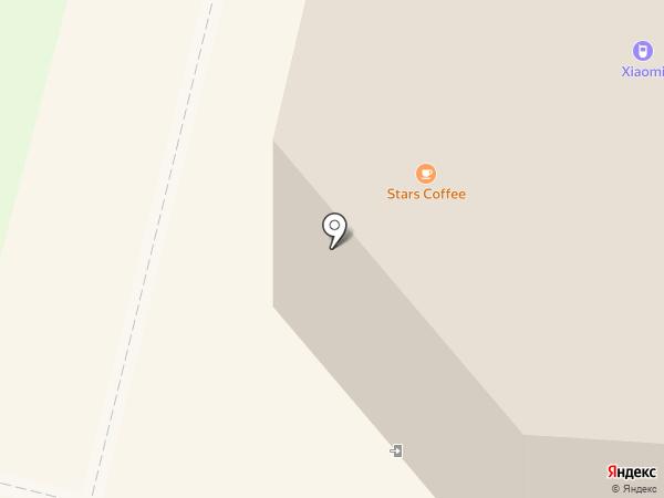 O`HARA на карте Ярославля