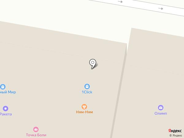 ИдеФикс на карте Ярославля