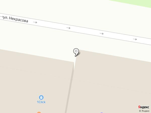 Додор на карте Ярославля