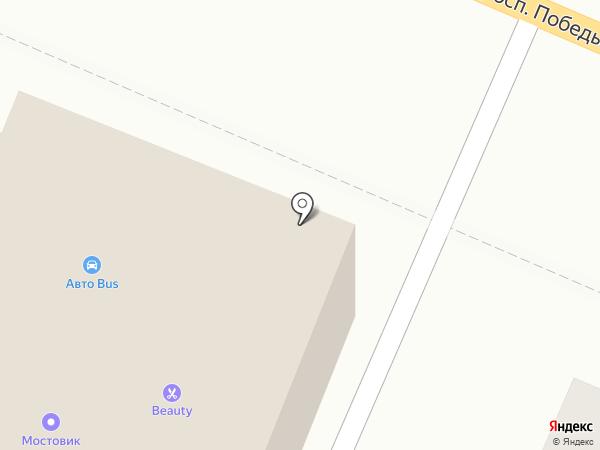 Адвокатский кабинет Васильева А.Н. на карте Вологды