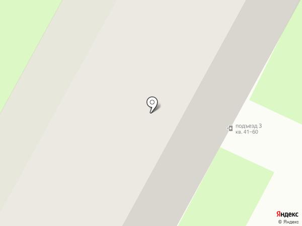 Срубизвологды.РФ на карте Вологды