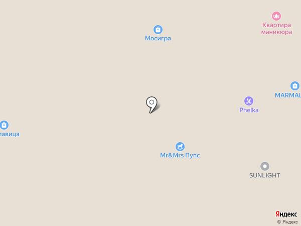 Zinger на карте Ярославля