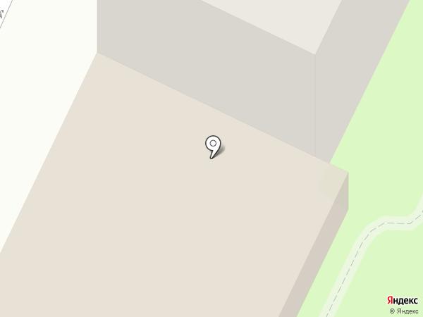Отелькварт на карте Вологды