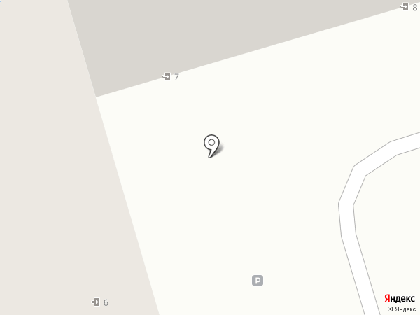 Рост-Юг на карте Аксая