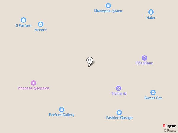 Glance на карте Ярославля