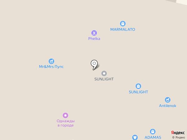Stilnyashka на карте Ярославля