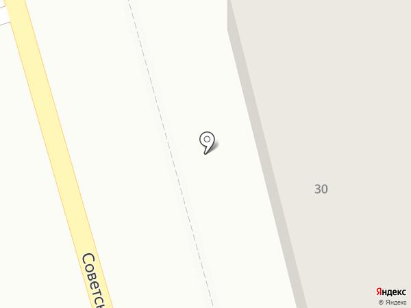 Центр социального обслуживания граждан пожилого возраста и инвалидов Аксайского района на карте Аксая