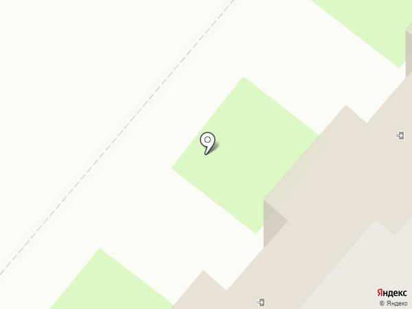 Дамари на карте Ярославля