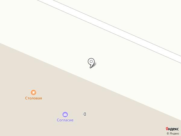 Твой Клиент на карте Вологды