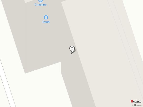 Партнер на карте Аксая