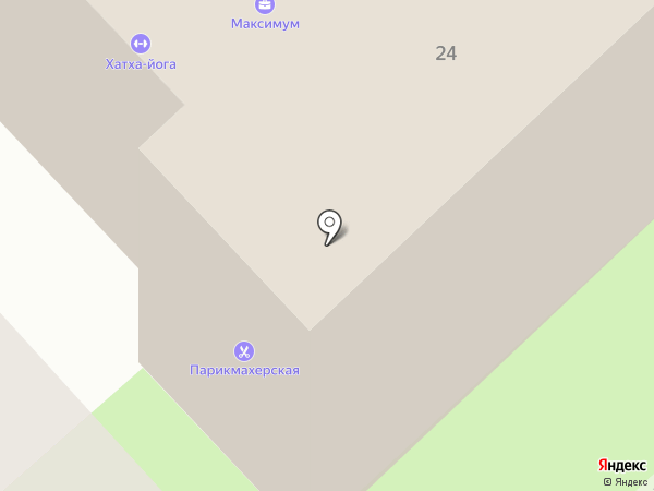 Natura на карте Вологды