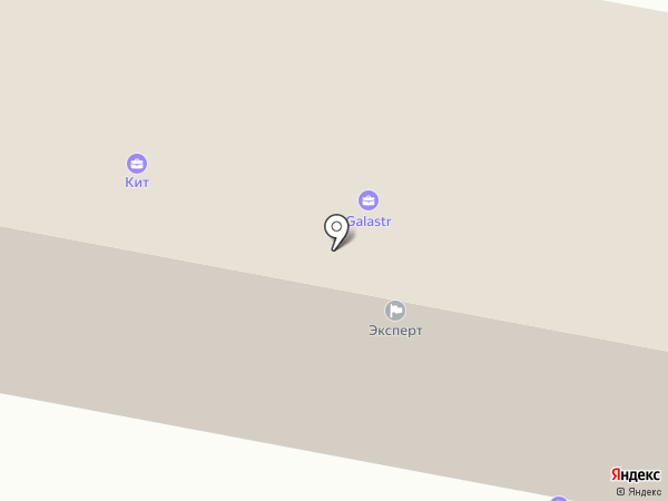 Ка-Ви на карте Ярославля