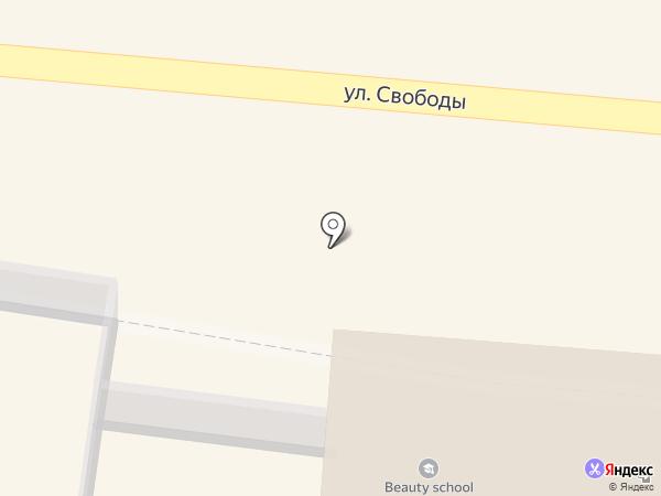 Доступные Метры на карте Ярославля