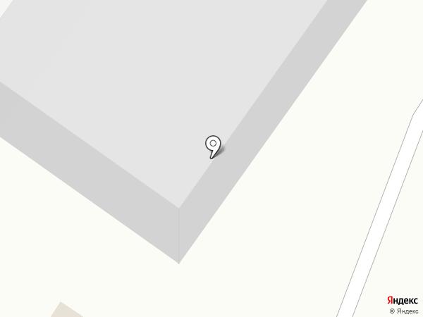 Абрис на карте Вологды