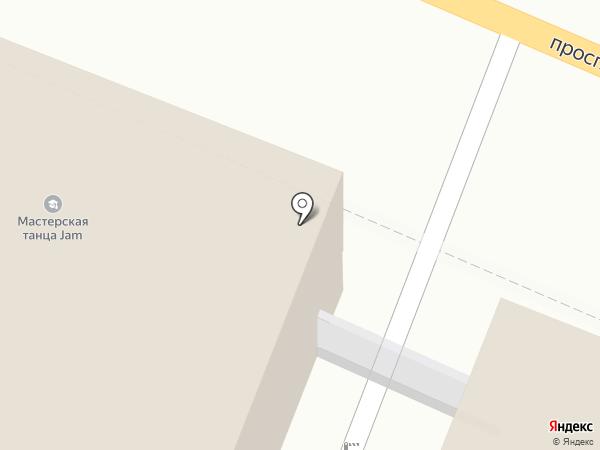 Рандеву на карте Вологды