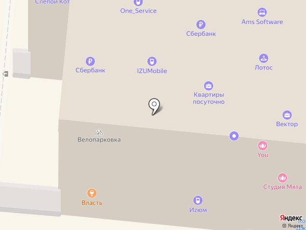 КОФЕшка на карте Ярославля
