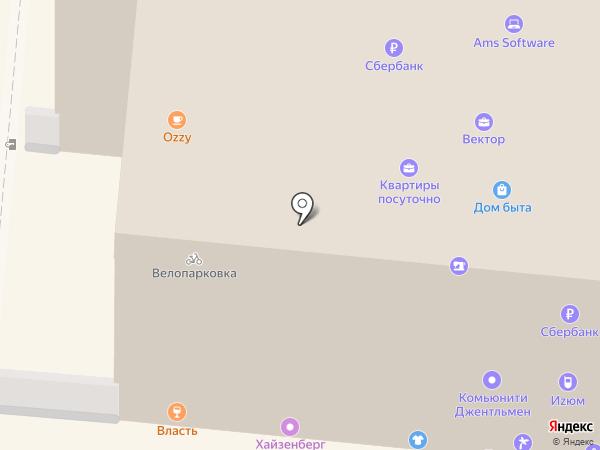 Хлебница на карте Ярославля