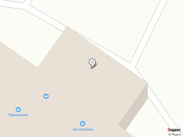 Авто-Универсал на карте Вологды
