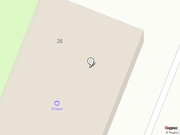 Проектно-технический центр на карте Вологды