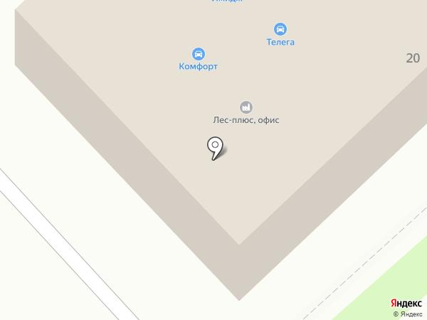 Привилегия на карте Вологды