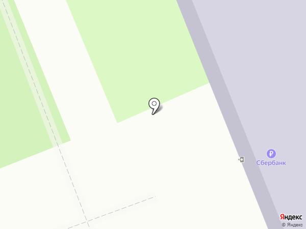 Фокус на карте Ярославля