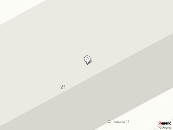 Айрин на карте Ярославля