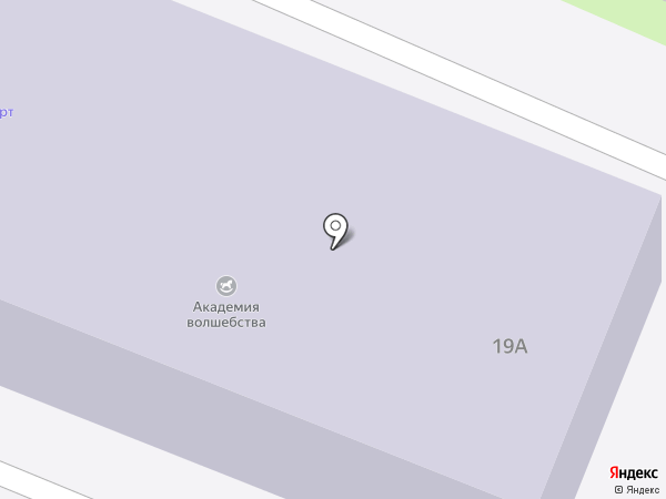 Межрегионснаб на карте Вологды