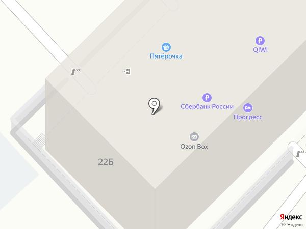 Фарби Плюс на карте Сочи