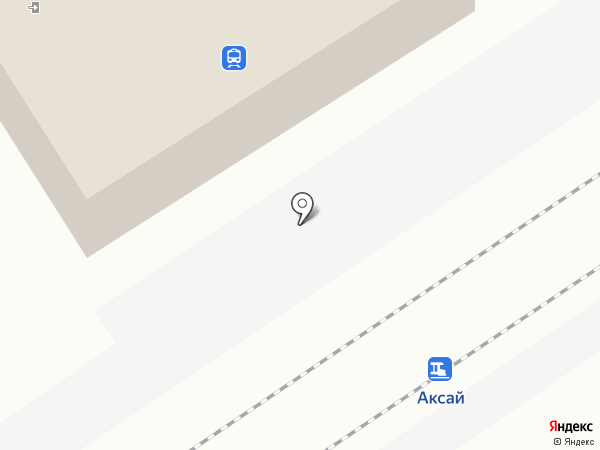 Банкомат, КБ Центр-инвест на карте Аксая