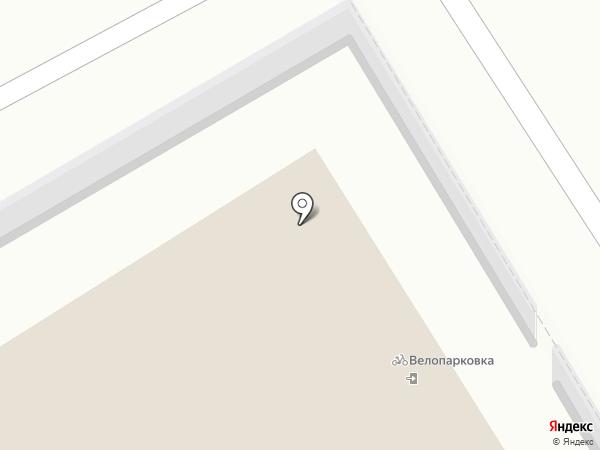 Электронный регион, ГБУ на карте Ярославля