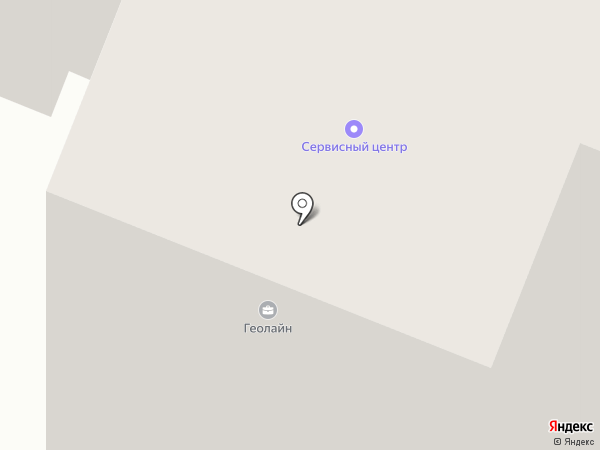 Serebro на карте Вологды