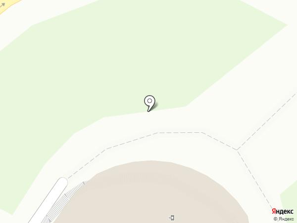 Ярмонт на карте Ярославля