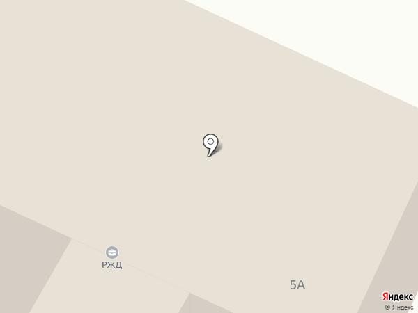 Вологодская транспортная Прокуратура на карте Вологды