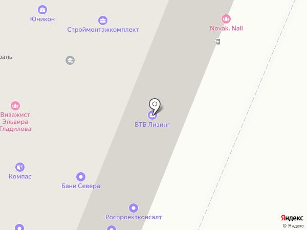 БиоТепло на карте Вологды