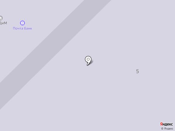 ПодРосток на карте Вологды
