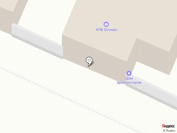 Валбэк-ру на карте Вологды