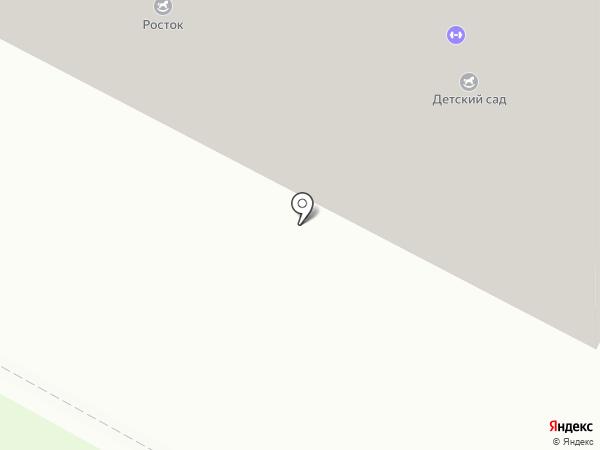 Облстройпроект на карте Вологды