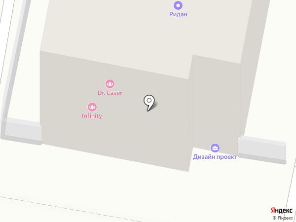 Damfoss на карте Ярославля