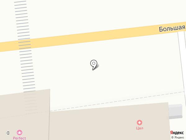 Центр восстановительного лечения на карте Ярославля
