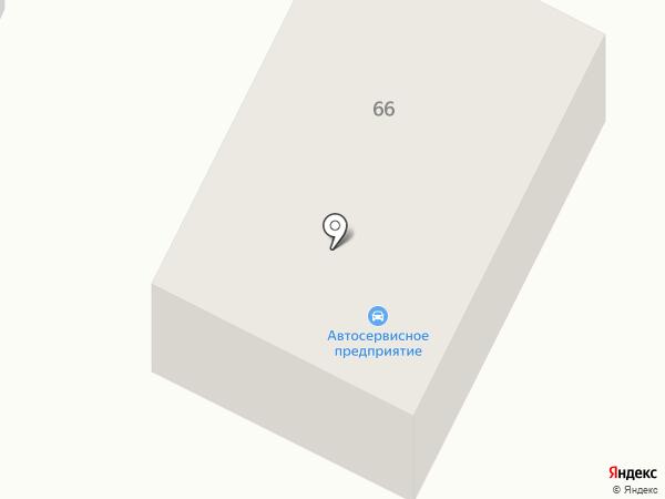 СТО на карте Вологды
