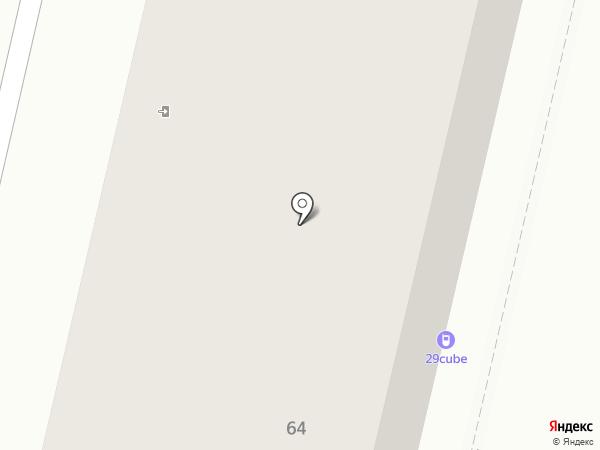 СЕВЕР-СТРОЙ на карте Ярославля