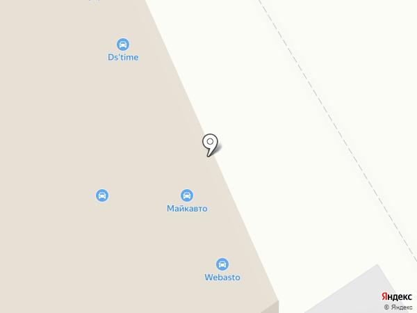 Smart на карте Ярославля