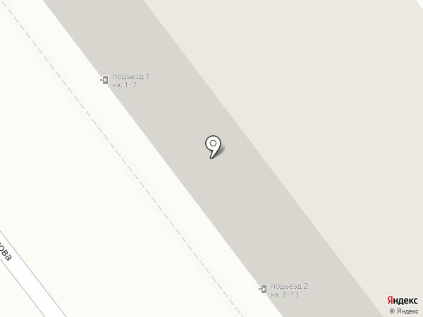 Компания грузоперевозок на карте Ярославля