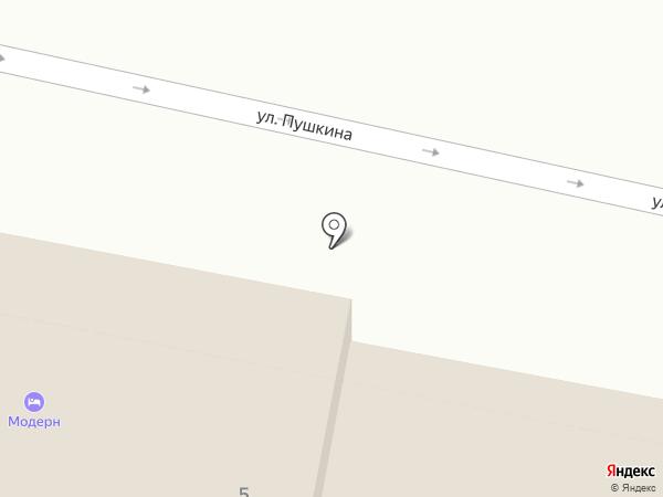 Ажур+ на карте Ярославля