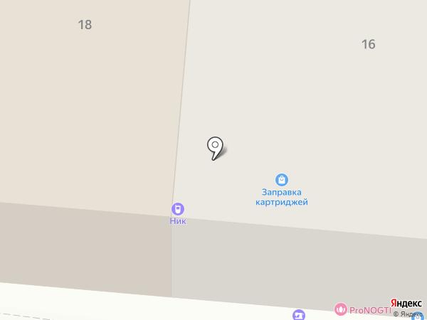 Гарант Восток на карте Ярославля