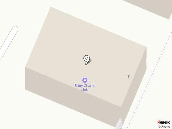 Baby Charlie Club на карте Вологды
