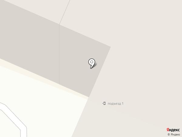 Изумруд на карте Вологды