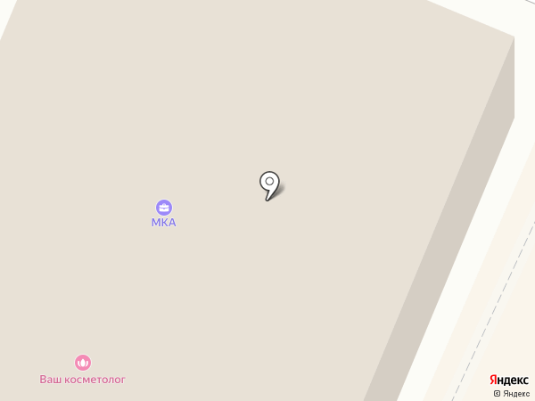 Ваш косметолог на карте Вологды