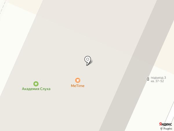 Талисман на карте Вологды